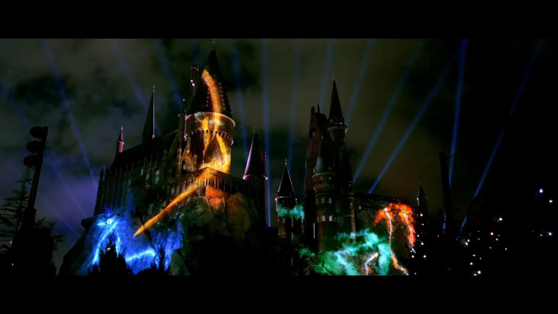 北京环球度假区发布哈利波特魔法世界主题大发3d